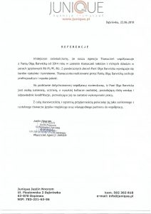 Agencja tłumaczeń JUNIQUE